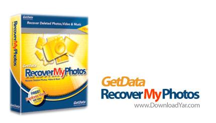 دانلود GetData Recover My Photos v4.2.6.1401 - نرم افزار بازیابی عکس های پاک شده