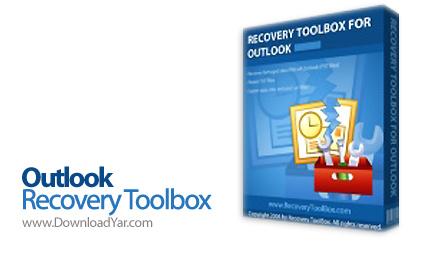 دانلود Outlook Recovery Toolbox v1.2.20.59 - نرم افزار بازیابی ایمیل های پاک شده
