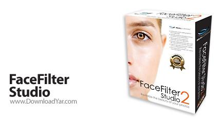 دانلود FaceFilter Studio v2.0 - نرم افزار روتوش و زیباسازی تصاویر صورت