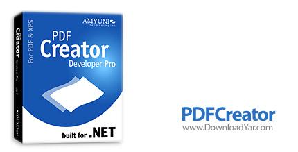 دانلود PDFCreator v1.0.1 - نرم افزار ایجاد فایل های پی دی اف