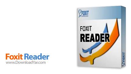 دانلود Foxit Reader Pro v3.3.1 Build 0518 - نرم افزار باز کردن سریع فایل های PDF