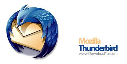 دانلود Mozilla Thunderbird v3.0.5 - نرم افزار مدیریت حرفه ای ایمیل ها