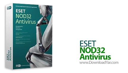 دانلود ESET NOD32 Antivirus v4.2.35 - نرم افزار آنتی ویروس قدرتمند