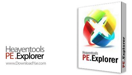 دانلود Heaventools PE Explorer v1.99 - نرم افزار resource نمودن فایل های اجرایی