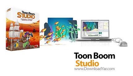 دانلود Toon Boom Studio v5.0.13592 - نرم افزار ساخت کارتون های دو بعدی حرفه ای