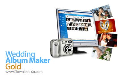 دانلود Wedding Album Maker Gold v3.08 - نرم افزار ساخت آلبوم عکس عروسی