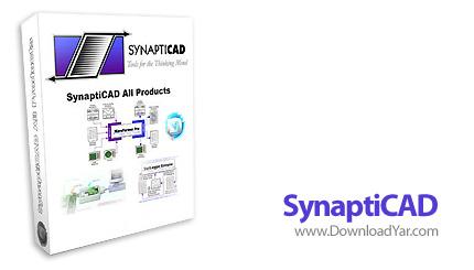 دانلود SynaptiCAD Product Suite v15.00i - نرم افزار شبیه سازی یک پروژه