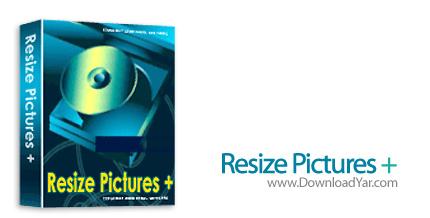 دانلود Resize Pictures Plus v3.4.2 - نرم افزار تغییر اندازه تصاویر