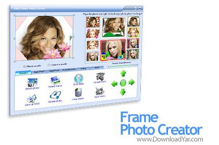 دانلود Odin Frame Photo Creator 4.0 - نرم افزار قرار دادن قاب دور تصاویر