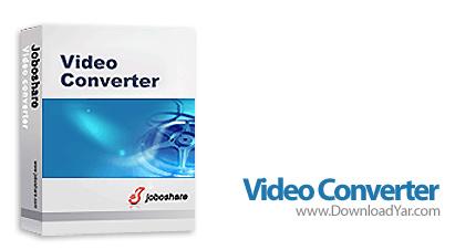 دانلود Joboshare Video Converter v2.7.7.0709 - نرم افزار تبدیل فرمت های صوتی و تصویری