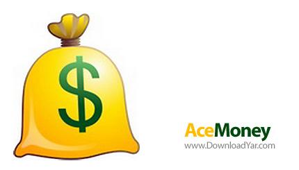 دانلود AceMoney v4.1.2 - نرم افزار مدیریت سرمایه شخصی