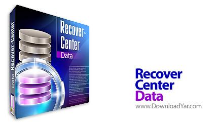 دانلود Data Recover Center v1.1 - نرم افزار بازیابی اطلاعات پاک شده