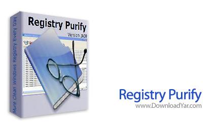 دانلود Registry Purify v5.05 - نرم افزار تعمیر رجیستری