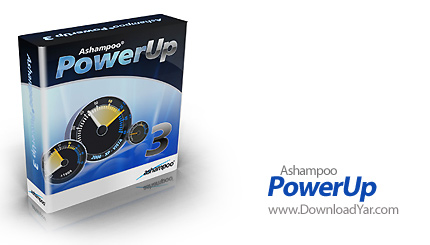 دانلود Ashampoo PowerUp v3.23.35 - نرم افزار کنترل کامل قسمت های مختلف ویندوز