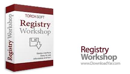 دانلود Registry Workshop v4.2.5 - نرم افزار ویرایشگر رجیستری