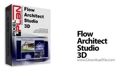 دانلود Flow Architect Studio 3D v1.3.3 - نرم افزار طراحی اشیای ۳ بعدی