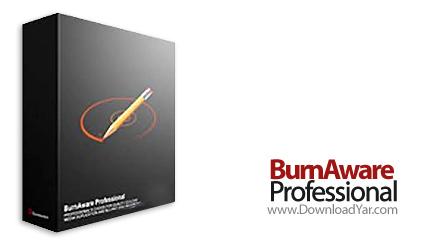 دانلود BurnAware Professional v3.0.2 - نرم افزار رایت لوح های فشرده