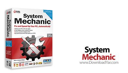 دانلود System Mechanic Professional v10.0.0.73 - نرم افزار بهینه ساز ویندوز