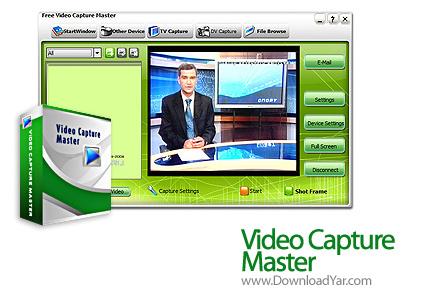 دانلود Video Capture Master v7.1.0.326 - نرم افزار ساخت سریع و آسان فایل های فلش