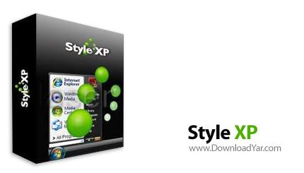 دانلود Style XP v3.19 - نرم افزار زیباسازی محیط ویندوز