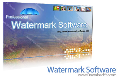 دانلود Watermark Software v3.7 - نرم افزار اضافه کردن سریع  آرم بر روی تصاویر