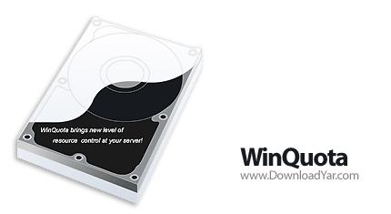دانلود WinQuota Corporate v4.5.13 - نرم افزار مدیریت و کنترل هارد دیسک