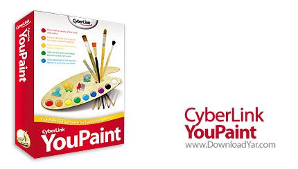 دانلود CyberLink YouPaint v1.2 - نرم افزار پیشرفته نقاشی
