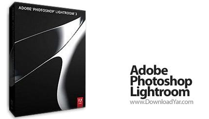 دانلود Adobe Photoshop Lightroom v3.0 Build 677000 - نرم افزار تاریک خانه دیجیتالی عکس