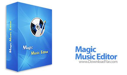دانلود Magic Music Editor v8.10.1.2214 - نرم افزار تدوین موزیک ها