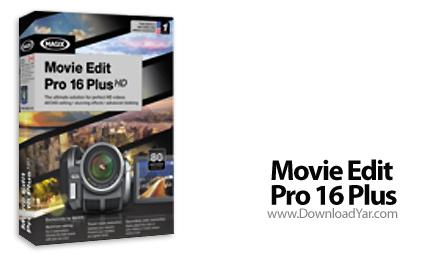 دانلود MAGIX Movie Edit Pro 16 Plus v9.0.1.60 - نرم افزار ویرایش و افکت گذاری حرفه ای بر روی فیلم ها