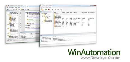 دانلود Softomotive WinAutomation v3.0.3.410 - نرم افزار اجرای دستورات تعیین شده شما
