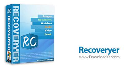 دانلود Recoveryer Ultimate Edition v2010 - نرم افزار بازیابی اطلاعات از دست رفته