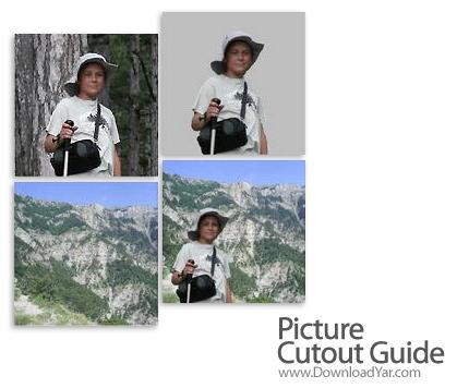 دانلود Picture Cutout Guide v1.1 - نرم افزار جداسازی سريع و آسان اشياء و تصاوير از پس زمينه