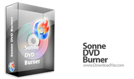 دانلود Sonne DVD Burner v4.3.0.2090 - نرم افزار رایت حرفه ای ویدیوها