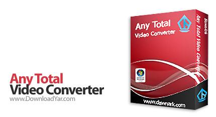 دانلود DawnArk Any Total Video Converter v1.5.32.0805 - نرم افزار تبدیل فرمت های فیلم به یکدیگر
