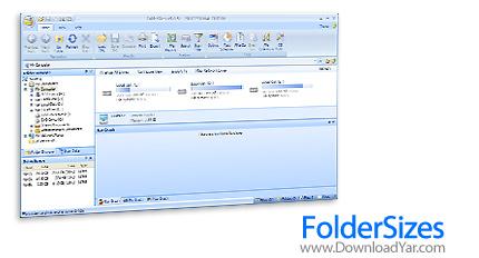 دانلود FolderSizes v5.0.51 - نرم افزار بررسی و آنالیز کامل هارد دیسک