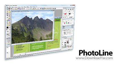 دانلود PhotoLine v16.0 - نرم افزار ساخت و ویرایش حرفه ای تصاویر