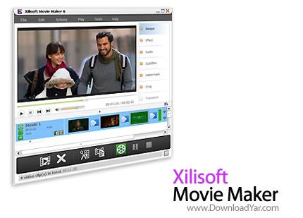 دانلود Xilisoft Movie Maker v6.0.3.0813 - نرم افزار ویرایش فیلم