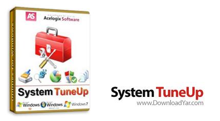 دانلود Acelogix System TuneUp v3.0.0.434 - نرم افزار بهینه سازی سیستم