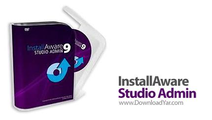 دانلود InstallAware Studio Admin v9.0 R2 SP3 - نرم افزار ساخت فایل های Setup