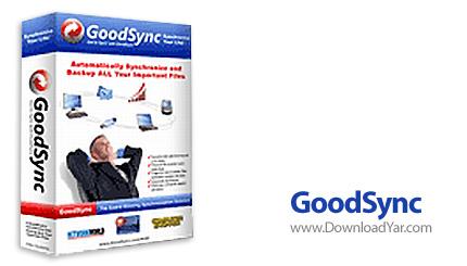دانلود GoodSync v8.3.3.3 - نرم افزار هماهنگ سازی فایل ها و تهیه نسخه پشتیبان