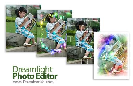 دانلود DreamLight Photo Editor v4.0 - نرم افزار رویایی کردن تصاویر