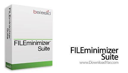 دانلود FILEminimizer Suite v6.0 - نرم افزار کاهش حجم فایل های آفیس و عکس ها