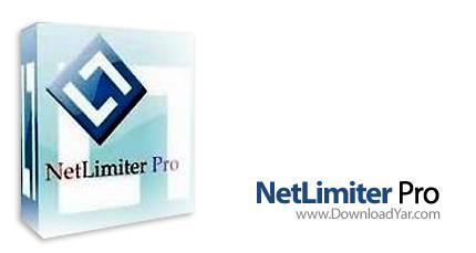 دانلود NetLimiter Pro v3.0.0.10 - نرم افزار کنترل و مدیریت ترافیک شبکه