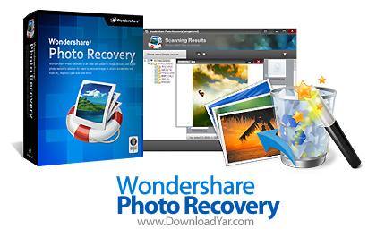 دانلود Wondershare Photo Recovery v2.0.1.0 - نرم افزار بازیابی عکس های حذف شده