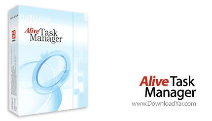دانلود Alive Task Manager v1.10.34.12 - نرم افزار مدیریت و زمانبندی وظایف مختلف