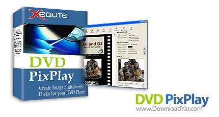 دانلود DVD PixPlay v6.12.922 - نرم افزار ساخت دی وی دی اسلایدشو