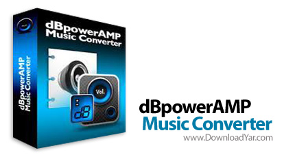 دانلود Illustrate dBpowerAMP Music Converter vR14.0 - نرم افزار تبدیل موسیقی