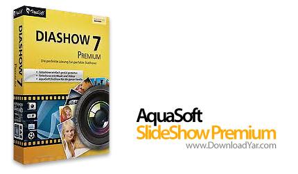 دانلود AquaSoft SlideShow Premium v7.0.08 - نرم افزار تبدیل عکس به ویدئو