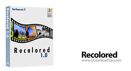 دانلود Recolored v1.1.0 - نرم افزار رنگی کردن تصاویر سیاه و سفید